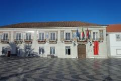 Stadhuis met Plein Cascais  Portugal