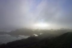 Mist over Hurwenese Kill