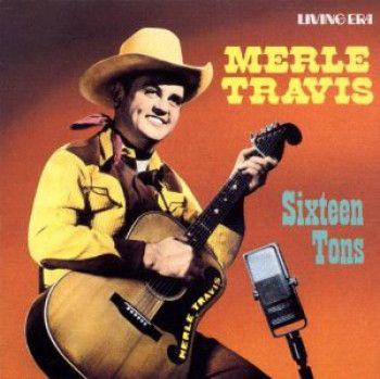 Sixteen Tons Album Cover